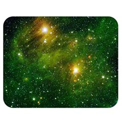 Hydrocarbons In Space Double Sided Flano Blanket (medium)  by trendistuff