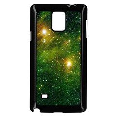 Hydrocarbons In Space Samsung Galaxy Note 4 Case (black) by trendistuff