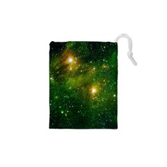 Hydrocarbons In Space Drawstring Pouches (xs)  by trendistuff