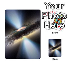 Hidden Black Hole Multi Purpose Cards (rectangle)