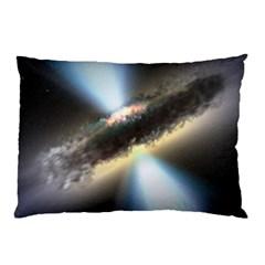 Hidden Black Hole Pillow Cases