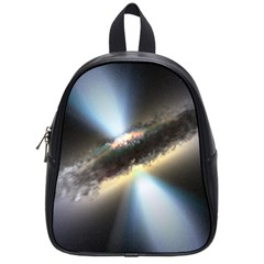 Hidden Black Hole School Bags (small)  by trendistuff
