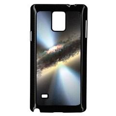Hidden Black Hole Samsung Galaxy Note 4 Case (black) by trendistuff
