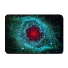 Helix Nebula Small Doormat  by trendistuff
