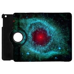 Helix Nebula Apple Ipad Mini Flip 360 Case by trendistuff
