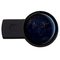 GLOBAL NIGHT USB Flash Drive Round (4 GB)  by trendistuff