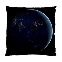 Global Night Standard Cushion Cases (two Sides)  by trendistuff