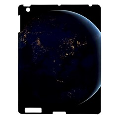 Global Night Apple Ipad 3/4 Hardshell Case by trendistuff