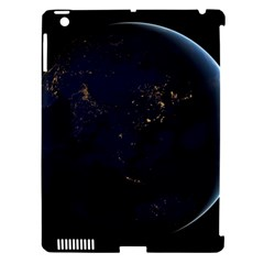 Global Night Apple Ipad 3/4 Hardshell Case (compatible With Smart Cover) by trendistuff