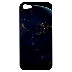 Global Night Apple Iphone 5 Hardshell Case by trendistuff