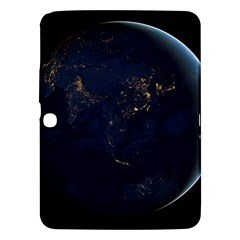 Global Night Samsung Galaxy Tab 3 (10 1 ) P5200 Hardshell Case  by trendistuff