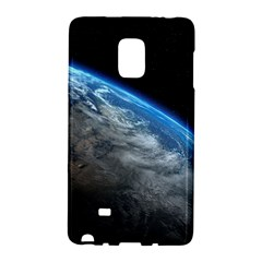 Earth Orbit Galaxy Note Edge by trendistuff