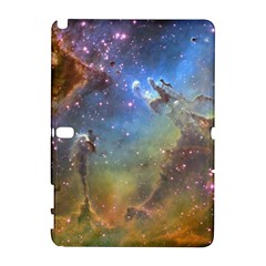 Eagle Nebula Samsung Galaxy Note 10 1 (p600) Hardshell Case by trendistuff