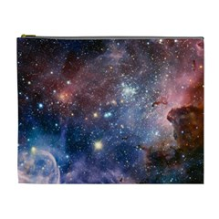 Carina Nebula Cosmetic Bag (xl) by trendistuff