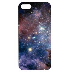 Carina Nebula Apple Iphone 5 Hardshell Case With Stand by trendistuff