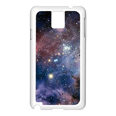Carina Nebula Samsung Galaxy Note 3 N9005 Case (white) by trendistuff