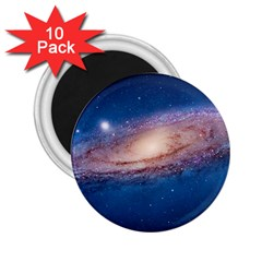 Andromeda 2 25  Magnets (10 Pack)  by trendistuff
