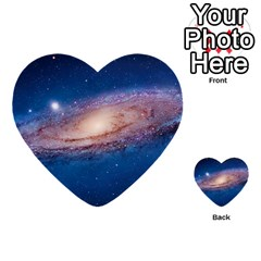 Andromeda Multi Purpose Cards (heart)