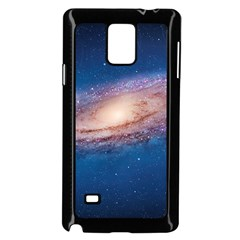 Andromeda Samsung Galaxy Note 4 Case (black) by trendistuff