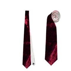 Luxury Claret Design Neckties (one Side)
