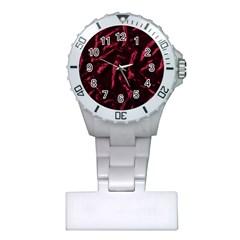 Luxury Claret Design Nurses Watches