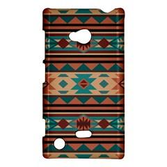 Southwest Design Turquoise And Terracotta Nokia Lumia 720 by SouthwestDesigns