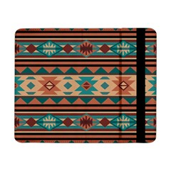 Southwest Design Turquoise And Terracotta Samsung Galaxy Tab Pro 8 4  Flip Case by SouthwestDesigns