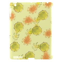 Shabby Floral 1 Apple Ipad 3/4 Hardshell Case (compatible With Smart Cover) by MoreColorsinLife