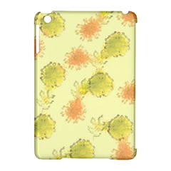 Shabby Floral 1 Apple Ipad Mini Hardshell Case (compatible With Smart Cover) by MoreColorsinLife