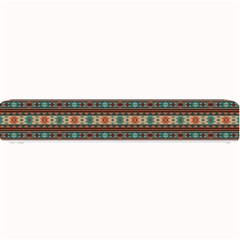 Southwest Design Turquoise And Terracotta Small Bar Mats by SouthwestDesigns