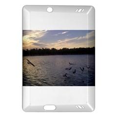 Intercoastal Seagulls 3 Kindle Fire HD (2013) Hardshell Case by Jamboo