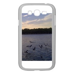 Intercoastal Seagulls 3 Samsung Galaxy Grand Duos I9082 Case (white) by Jamboo
