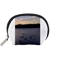 Intercoastal Seagulls 3 Accessory Pouches (small)  by Jamboo