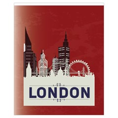 London By Dress   Drawstring Bag (small)   A37i1gpvgi1t   Www Artscow Com Back