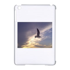 Fly Seagull Apple Ipad Mini Hardshell Case (compatible With Smart Cover) by Jamboo