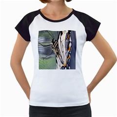 Butterfly 1 Women s Cap Sleeve T by Jamboo