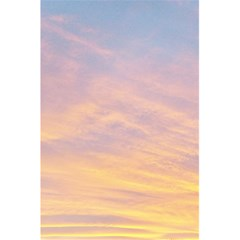 Yellow Blue Pastel Sky 5 5  X 8 5  Notebooks