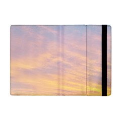 Yellow Blue Pastel Sky Apple Ipad Mini Flip Case by Costasonlineshop