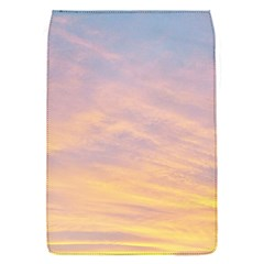 Yellow Blue Pastel Sky Flap Covers (s)  by Costasonlineshop