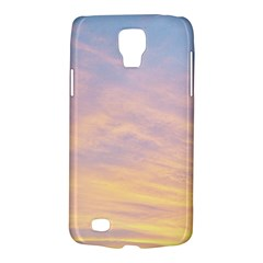 Yellow Blue Pastel Sky Galaxy S4 Active by Costasonlineshop