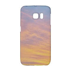 Yellow Blue Pastel Sky Galaxy S6 Edge by Costasonlineshop