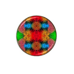 Colorful Goa   Painting Hat Clip Ball Marker