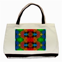 Colorful Goa   Painting Basic Tote Bag
