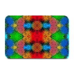 Colorful Goa   Painting Plate Mats by Costasonlineshop