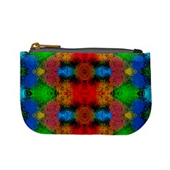 Colorful Goa   Painting Mini Coin Purses by Costasonlineshop