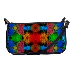 Colorful Goa   Painting Shoulder Clutch Bags by Costasonlineshop