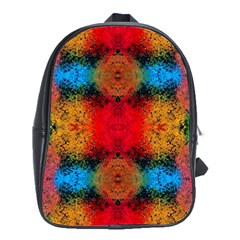 Colorful Goa   Painting School Bags (xl)  by Costasonlineshop