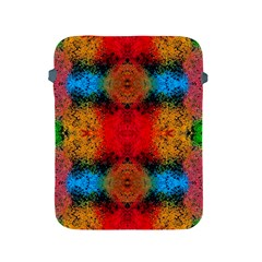 Colorful Goa   Painting Apple Ipad 2/3/4 Protective Soft Cases