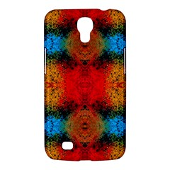 Colorful Goa   Painting Samsung Galaxy Mega 6 3  I9200 Hardshell Case by Costasonlineshop