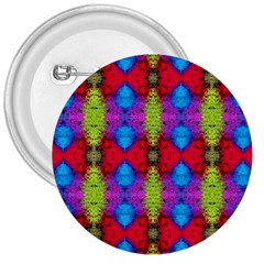 Colorful Painting Goa Pattern 3  Buttons by Costasonlineshop
